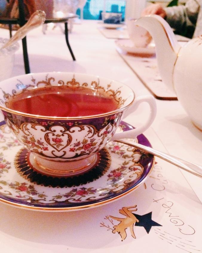 Queen Victoria Teacup