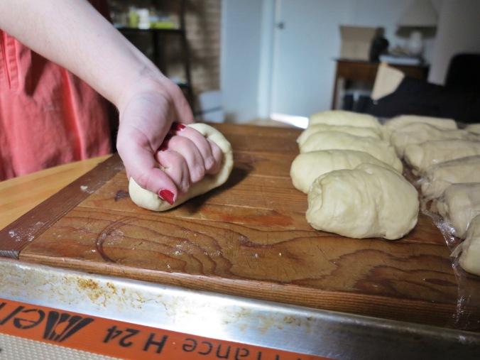 bagel shaping round 3