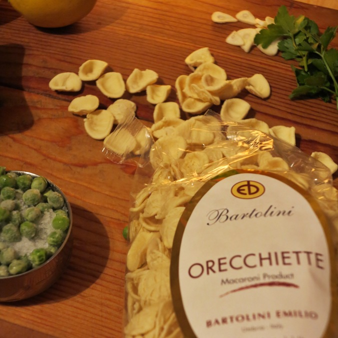 my favorite brand of orecchiette.
