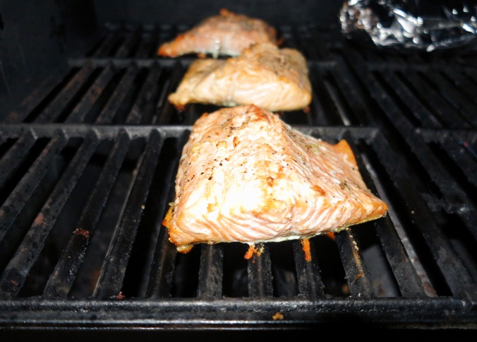 night-time grilling number 1