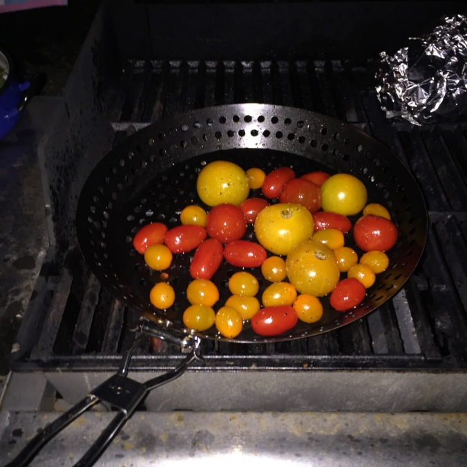 night-time grilling number 2
