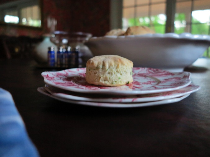 Herb Biscuit | apinchofthis.nyc
