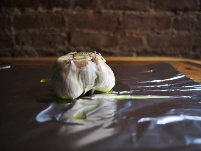 roasting garlic 3