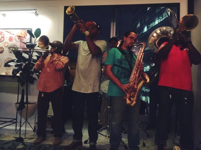 Rebirth Brass Band from NOLA