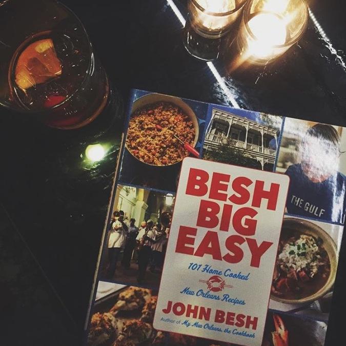 Besh Big Easy Launch