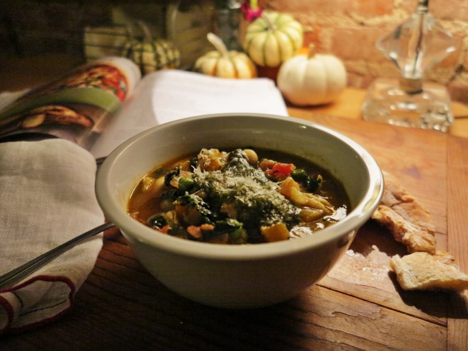 minestrone | apinchofthis.nyc