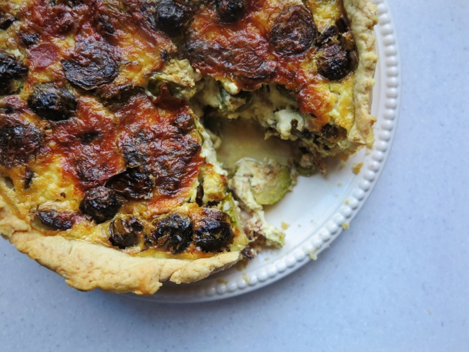 Deep Dish Quiche | apinchofthis.nyc