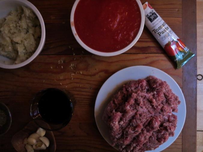 Sausage Ragu | apinchofthis.nyc