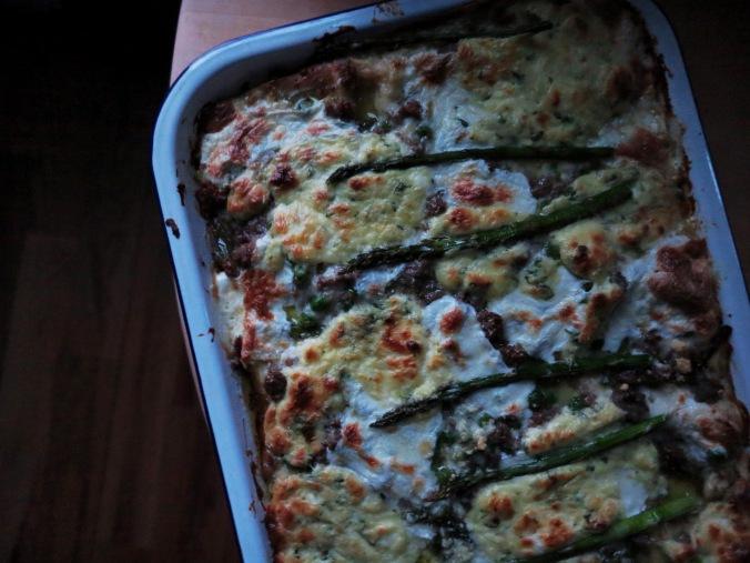 Spring Lasagna | apinchofthis.nyc