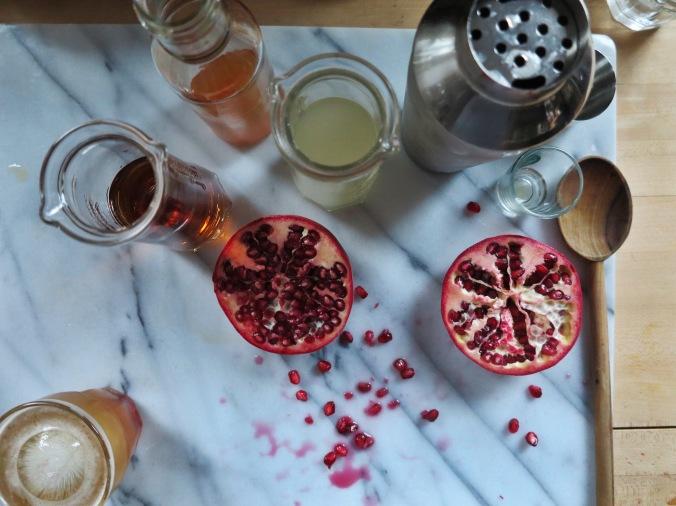 Apple Bourbon Fizz | apinchofthis.nyc