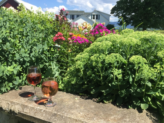 vermont wine - don't knock it til you try it@