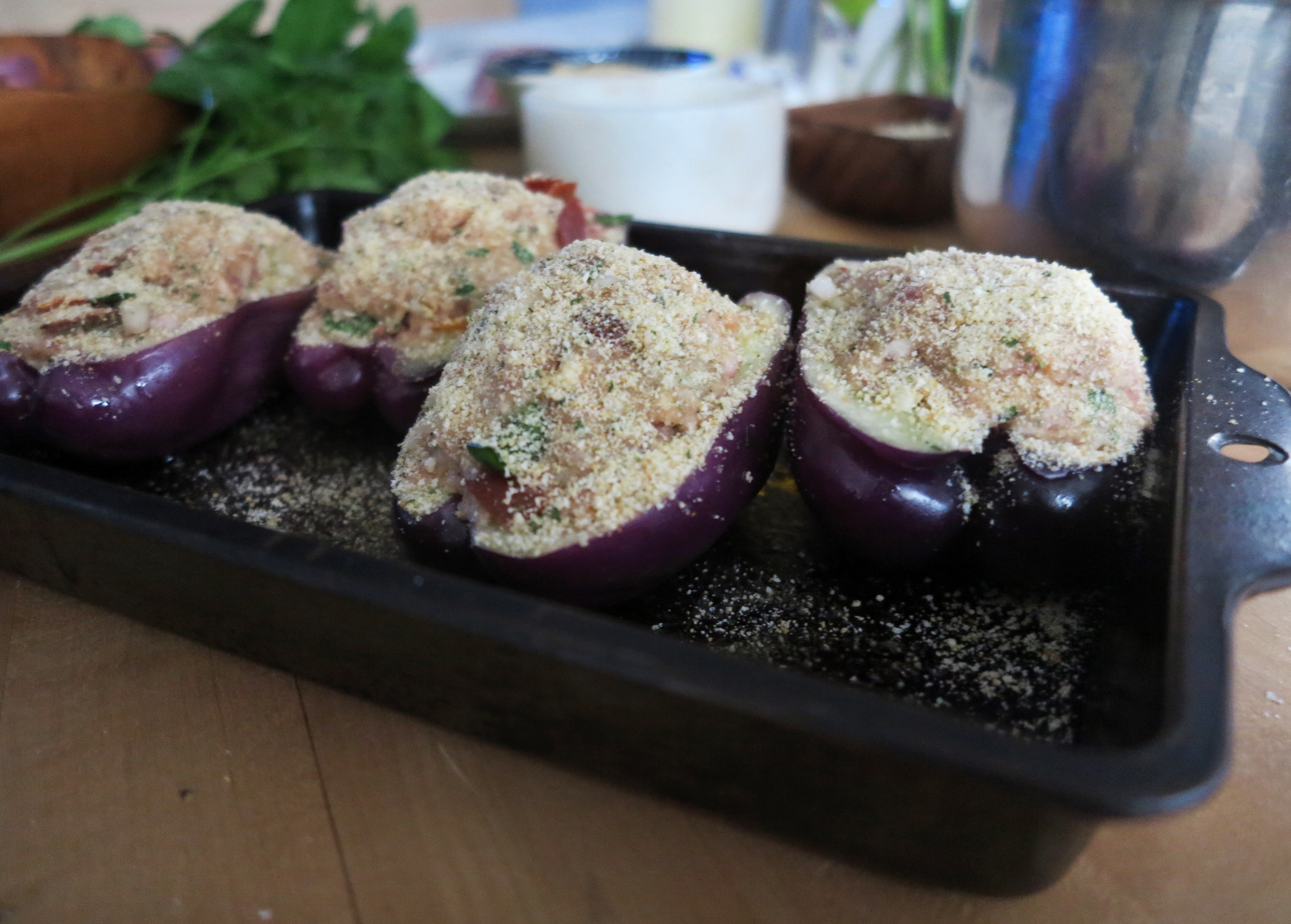 stuffed peppers | apinchofthis.nyc